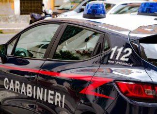 Caserma Piacenza carabinieri arrestati