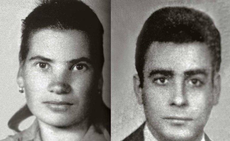 Barbara Locci e Antonio Lo Bianco