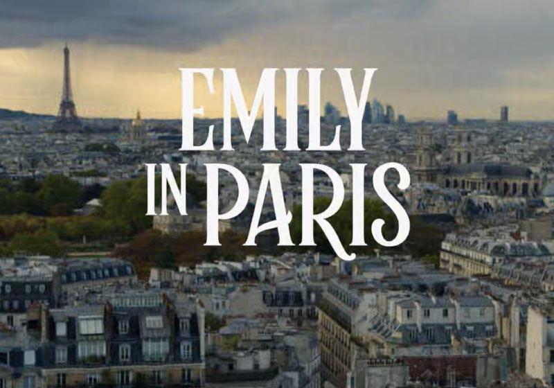 EMILY IN PARIS: nuova serie  originale Netflix