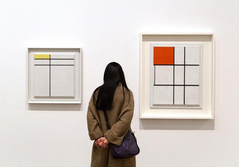 Mondrian-pittura-espressione-universale