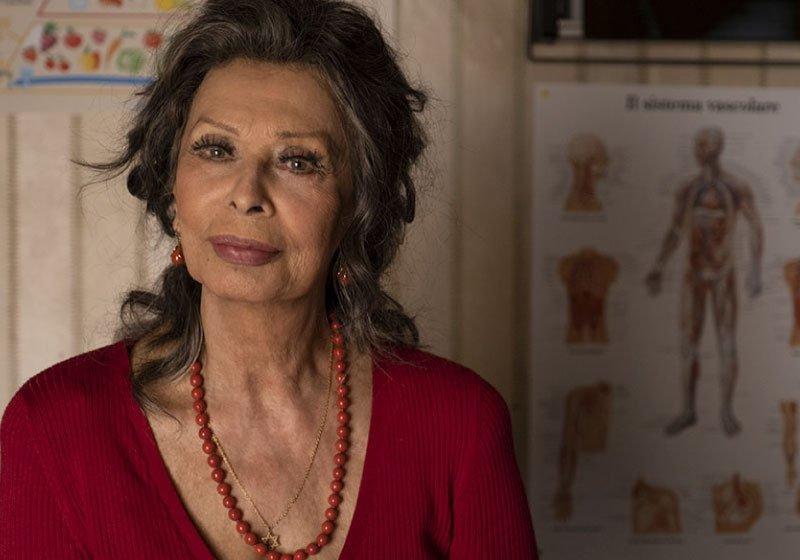 """Sophia Loren ritorna con """"La vita davanti a sé"""""""