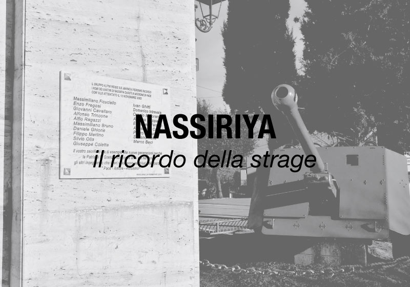 Nassiriya, a 17 anni dalla strage