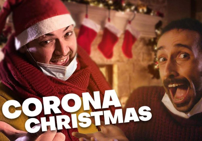 corona-christmas