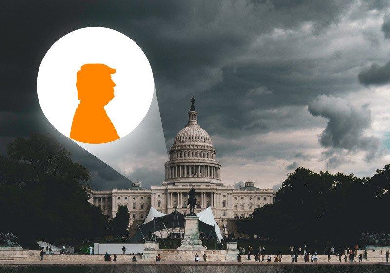 Donald Trump: il Cavaliere Arancione colpisce ancora