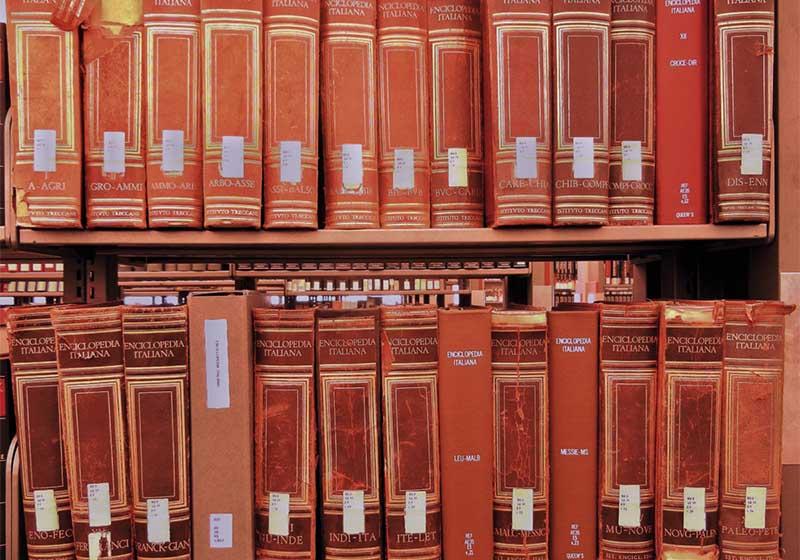 La Treccani, nota come la più famosa enciclopedia in lingua italiana è sotto l'occhio dei riflettori