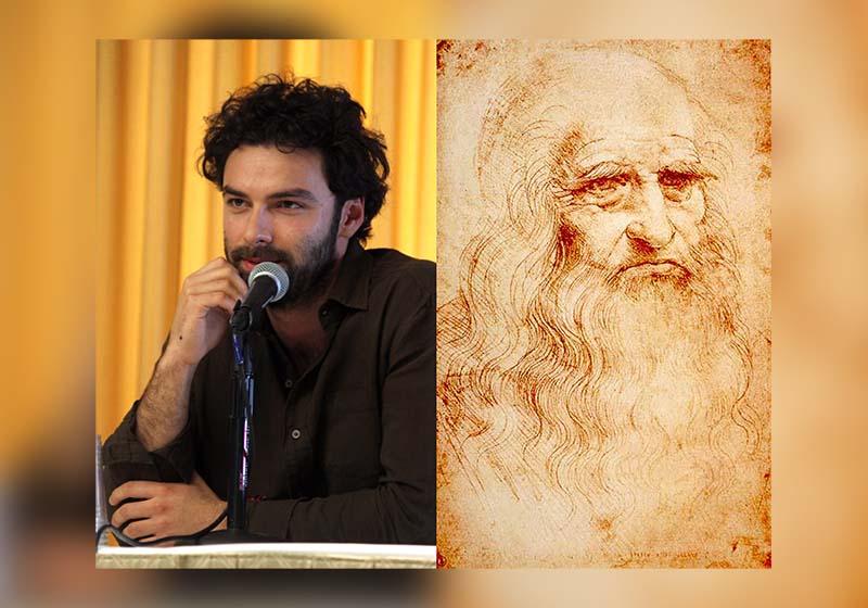 """""""Leonardo"""": la serie che racconta Leonardo da Vinci, in onda da domani, su Rai 1"""