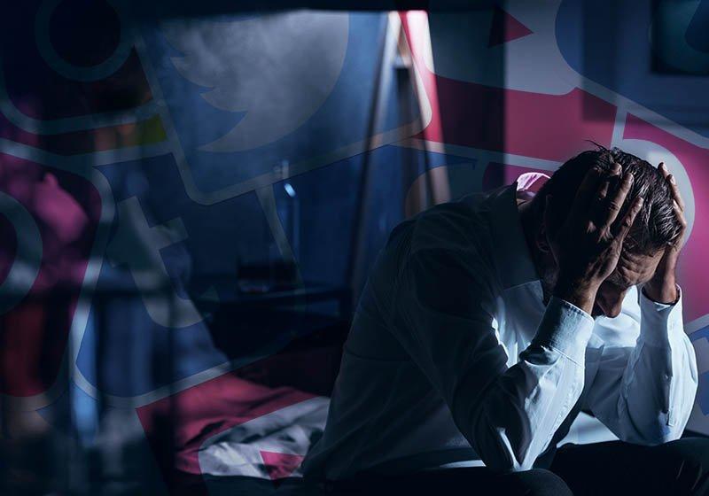 Tabù e salute mentale: parlano i social