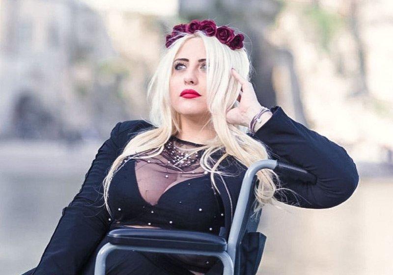 Benedetta De Luca: la mia disabilità? Il mio punto di forza