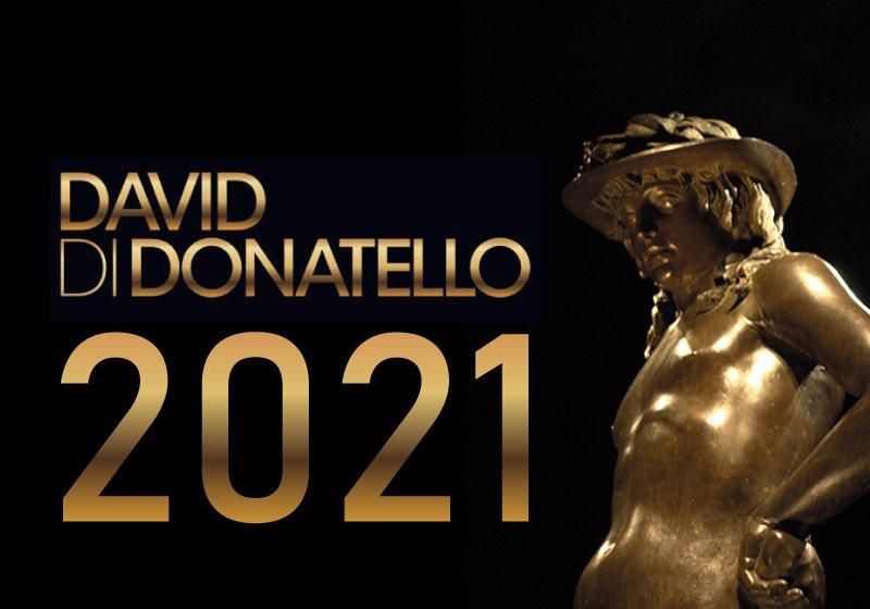 """David di Donatello 2021: """"gli Oscar italiani"""""""