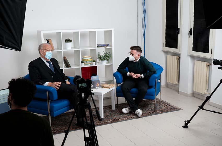 Domenico Falco: intervista al vicepresidente dell'OdG