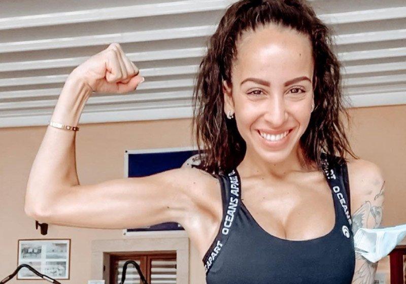 Caterina Falhi: allenarsi con il sorriso, si può