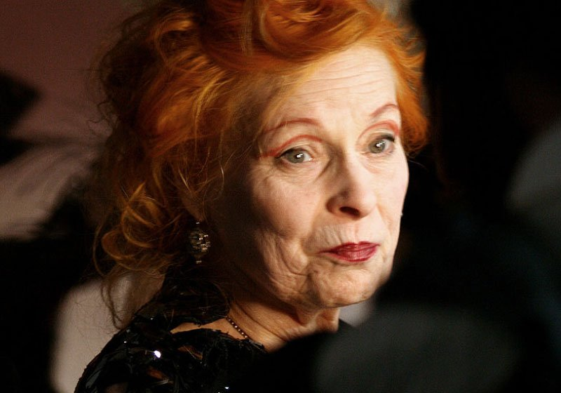 Buon compleanno Vivienne Westwood!