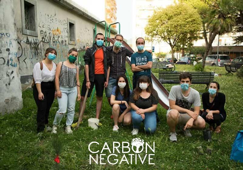 Carbon Negative: un mondo più pulito e più abitabile si può!