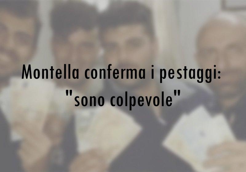 """Caserma Piacenza, Montella conferma i pestaggi: """"sono colpevole"""""""