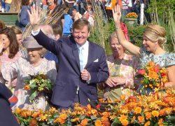King's Day: i Paesi Bassi si tingono di Arancione