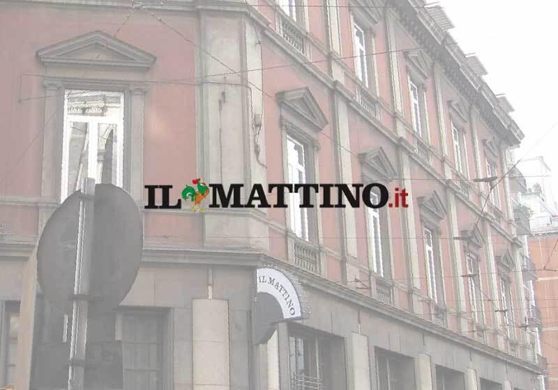 """Massimiliano Capece Minutolo Del Sasso alla presidenza de """"Il Mattino"""""""