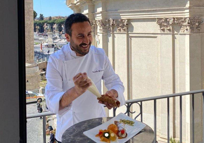 Natale Giunta lo chef siciliano che ha contrastato la Mafia