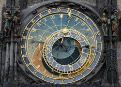 L'Orologio Astronomico di Praga: meraviglia per un naso all'insù!