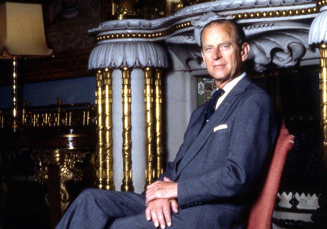 Addio, Principe Filippo