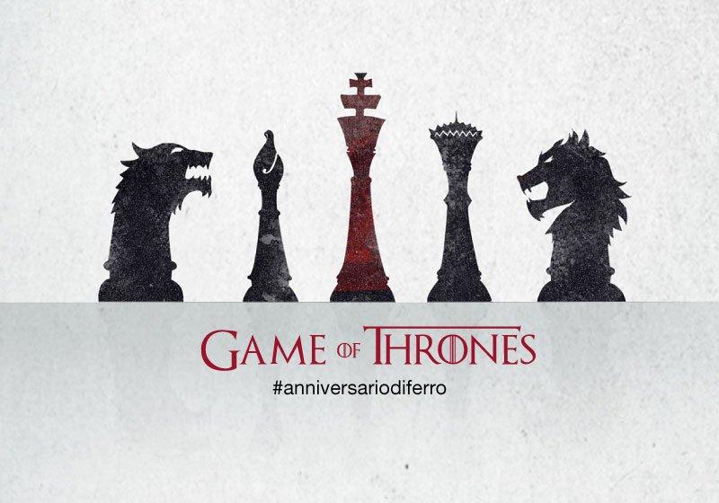Il Trono di Spade celebra questo mese 10 anni
