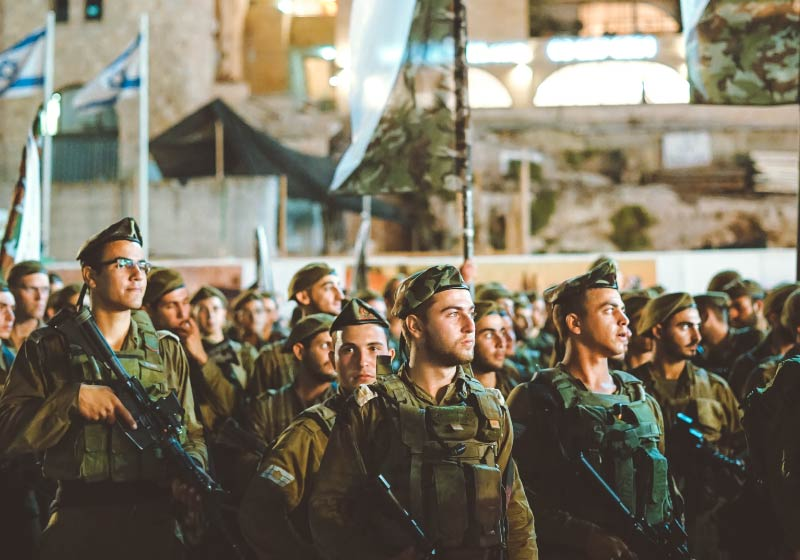 Scontri-Israele-Palestina