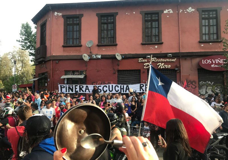 Svolta storica in Cile: eletta l'Assemblea Costituente