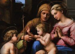 L'opera di Raffaello in mostra al museo di Capodimonte