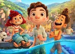 """Luca"": una favola Disney-Pixar tutta italiana"