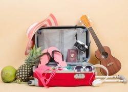 Come fare la valigia, dipende dalla tua personalità